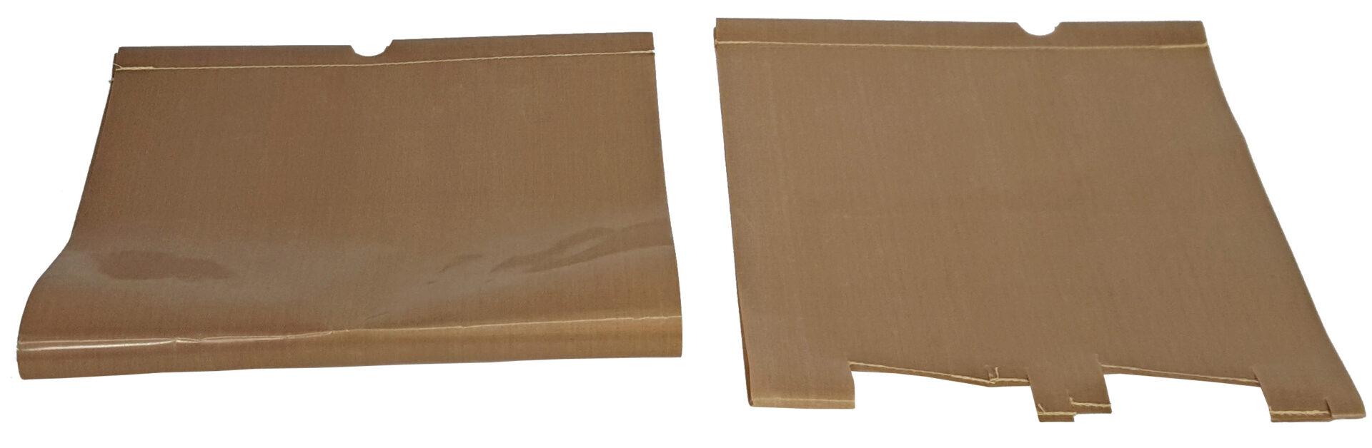 2 Pieces teflon pads
